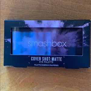 Smashbox cover shot matte eye palette